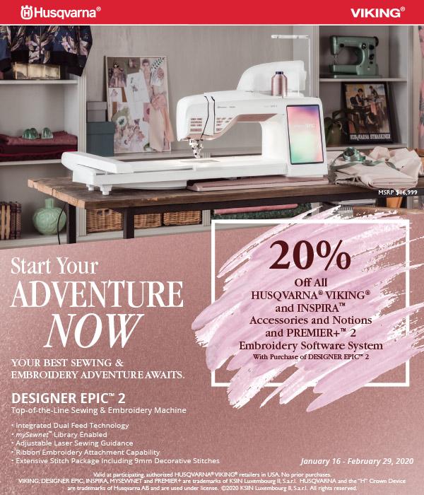January 2020 - de2 accessories